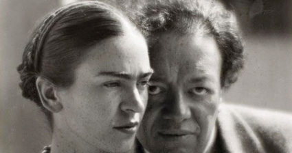 How Diego Rivera Met the Fierce Teenage Frida Kahlo and Fell in Love with Her Years Later | Alternative and Modern Poetry, Arts, and Review | Scoop.it