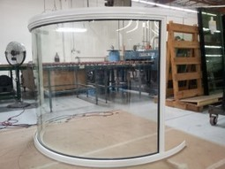 Curved Panoramic Dual Pane Window Manufactured | Intelligent Tips for Windows and Doors | Scoop.it