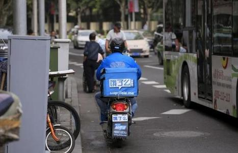 Alibaba, Ant Financial invest $1.25 billion in China online food-delivery firm Ele.me | Retail Supply Chains | Scoop.it