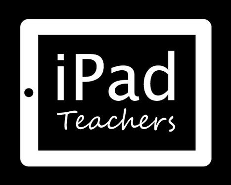 iPad Teachers Magazine | Primary ICT | Scoop.it