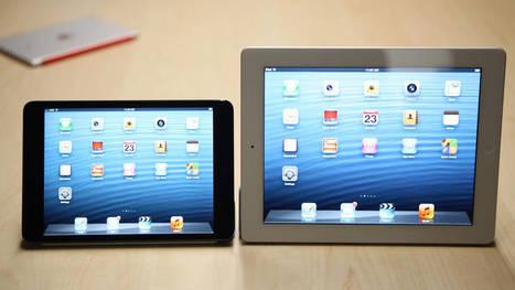 Apple takes smaller bite | Tablet PCs | Scoop.it
