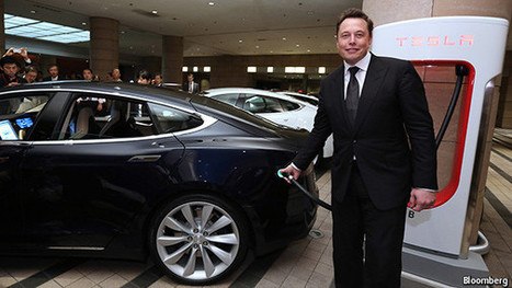 Tesla's high-stakes gamble | Innovation | Scoop.it