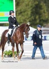 USOC Awards William E. Simon Endowment to WEG Para-Dressage Athlete Roxanne Trunnell | Horses and Equine Related Info | Scoop.it