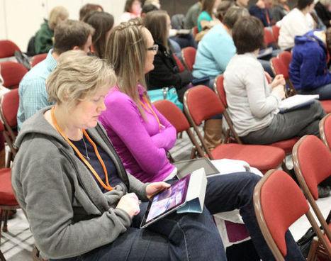 Teaching with technology: Conference focuses on 21st century methods - La Crosse Tribune | Education | Scoop.it