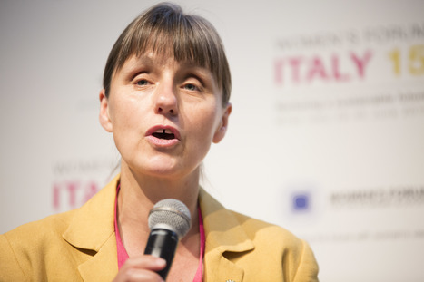 Women's Forum - Special Report: Women's Forum Italy    Julie Hill, Chair of the UK's Waste and Resources Action Program for WFIT   Women empowerment   Scoop.it