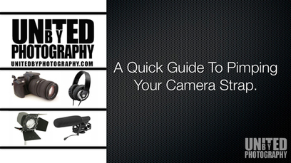 How to pimp your camera strap guide   DSLR video and Photography   Scoop.it