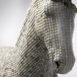 Insolite : Recycled Keyboard Animal Art | Méli-mélo de Melodie68 | Scoop.it