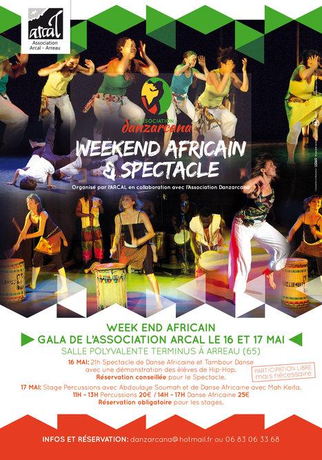 Week-end africain à Arreau les 16 et 17 mai   Vallée d'Aure - Pyrénées   Scoop.it