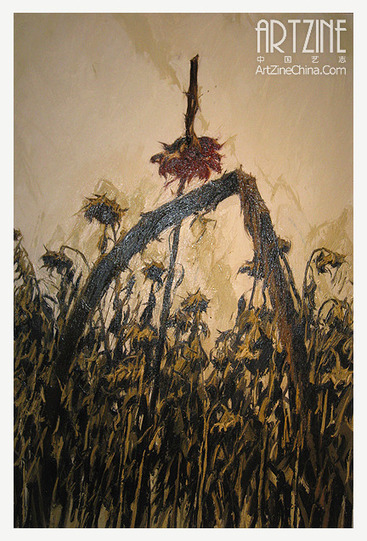 Redemption of a Sunflower Garden: New Works of Xu Jiang | ArtZineChina.com | 中国艺志 | Oh, you pretty things! | Scoop.it