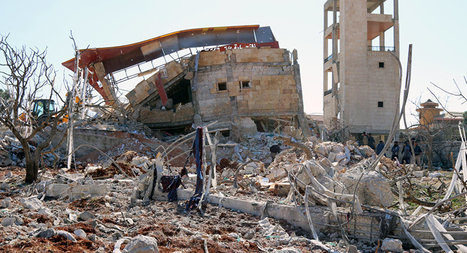 Syrian Ambassador to Russia Accuses US of Airstrike on MSF-Backed Hospital | Global politics | Scoop.it