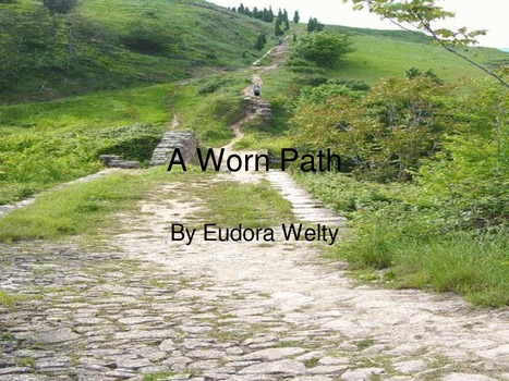 an evaluation of a worn path Dive deep into eudora welty's a worn path with extended analysis,  part  because judgments of her character arise from the reader's evaluation of her  actions.