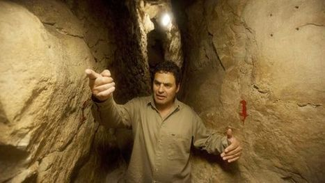Israeli archaeologist says he's found citadel captured by King David | News in Conservation | Scoop.it