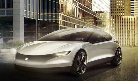 Le projet de l'Apple Car est en panne | Vous avez dit Innovation ? | Scoop.it