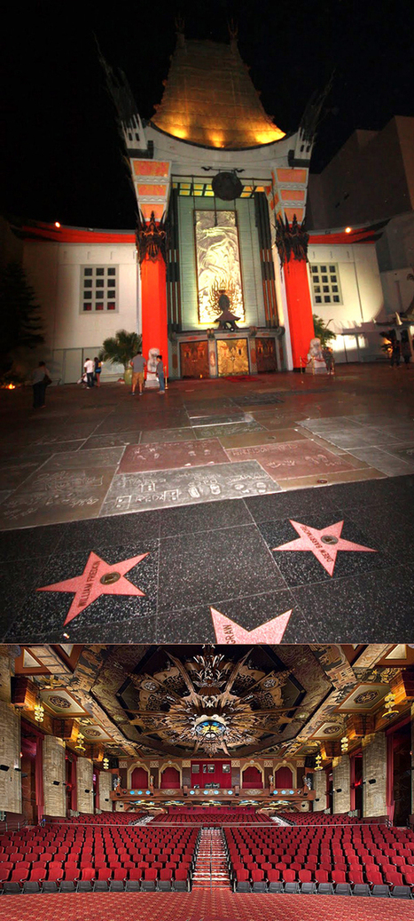 10 Amazing Movie Theaters  (theaters, movies palaces) - ODDEE | enjoy yourself | Scoop.it
