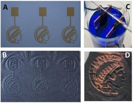 The paper is the circuit: Scientists create graphite-based paper circuitry | Teaching Creative Writing | Scoop.it
