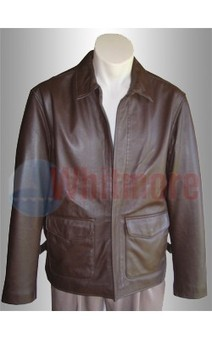 All time hit classical vintage movie indiana jones leather jacket | Have a gorgeious look Leather Jackets | Scoop.it