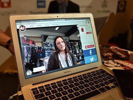 #LeWeb : Teasio, le e-commerce innovant à la portée de tous | Notre environnement | Scoop.it
