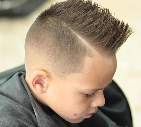 Boys Haircuts: 14 Cool Hairstyles for Boys   Health Product Information and Reviews   Scoop.it