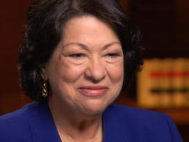 "Justice Sotomayor prefers ""Sonia from the Bronx"" 