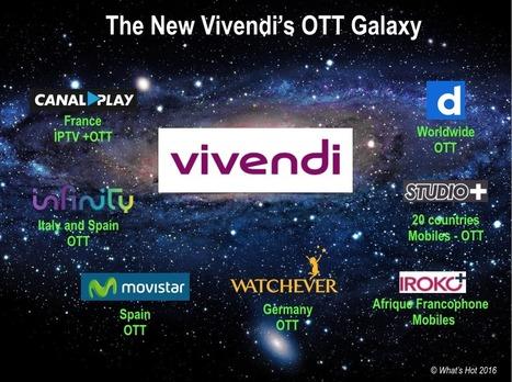 Vivendi vs Netflix : bataille autour de la SVOD | Contents that rock, services that roll. | Scoop.it