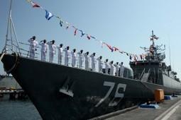 L'Iran lance un nouveau destroyer dans la mer Caspienne (Jamaran-2) | Central Asia | Scoop.it
