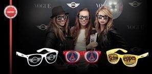 Success-story : Ses lunettes séduisent Lady Gaga ! /Spécial Salon des Entrepreneurs Lyon, Actualités - Les Echos Entrepreneur | Entreprendre et réussir | Scoop.it