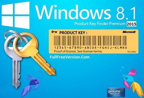 Windows 8.1 Product Key Generator 2015 Full Free Download   Full Version PC Softwares Cracks Free Download   Scoop.it