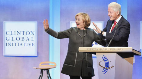 Five things to know about the Clinton Foundation and its donors | Global politics | Scoop.it