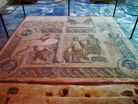 Amimone, ninfa de las fuentes | Mitología clásica | Scoop.it