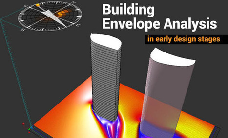 Early Building Envelope Analysis and Cost Management | Energy Modeling Analysis | Scoop.it
