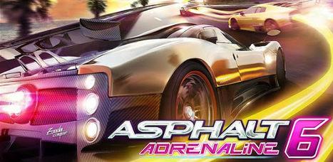 Asphalt 6: Adrenaline apk (November 13, 2013) Download | games | Scoop.it