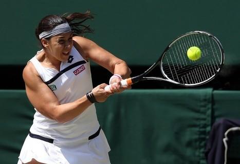Aposentada, Bartoli arranja novo emprego e será comentarista no US Open · Revista Tênis | Marion Bartoli joins #TeamEurosport | Scoop.it