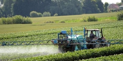 Une association dévoile une carte des victimes de pesticides en France | Open Data, Datajournalisme et Dataviz | Scoop.it
