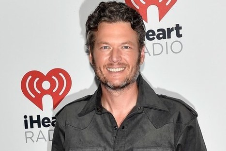 Blake Shelton Says 'You Just Have to Accept' Gossip | Country Music Today | Scoop.it