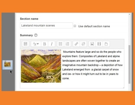 Novedades en Moodle 2.9 (parte 2) - Inserver | Moodle and Web 2.0 | Scoop.it
