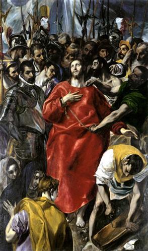 1 octobre 1541 naissance d'El Greco | Racines de l'Art | Scoop.it