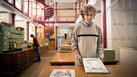 New York Times: A Rare Open House Lets Visitors in the Herbarium at Kew Gardens   Plant Biology Teaching Resources (Higher Education)   Scoop.it