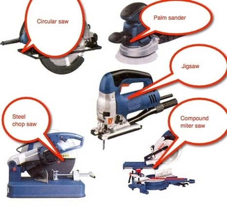 carpentry power tools | Home improvements | Scoop.it