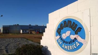 Acusan a ex empleados de empresa de mantequilla de maní de provocar brote de Salmonella | Inocuidad de alimentos | Scoop.it