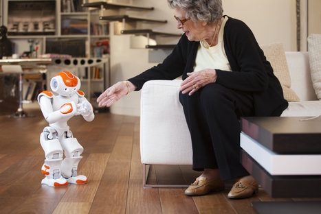 Turning robots into surrogates for homebound senior citizens | innovation seniors | Scoop.it