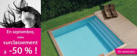 Constructeur de piscine - acheter une piscine chez le pisciniste Piscinelle | Piscine & Design | Scoop.it