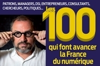 Palmarès 2013 : les 100 qui font avancer le numérique en France | Geeks | Scoop.it