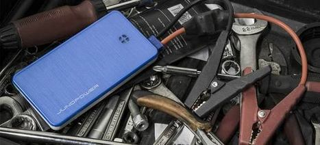 車のバッテリー切れに対応したモバイルバッテリーがある | クルマ | Scoop.it