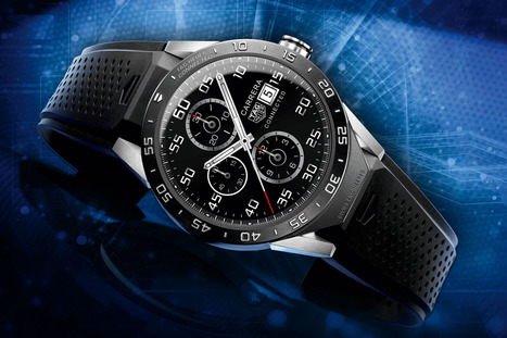 Tag Heuer Connected Watch Runs Android Wear; Price, Specs | Gadget Milk Philippines | Tech and Gadgets | Scoop.it