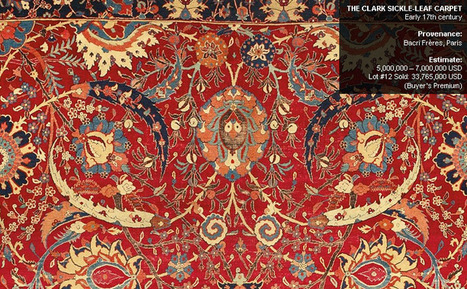 A long lasting treasure   Inspiration and decorating with Handmade carpets   Scoop.it
