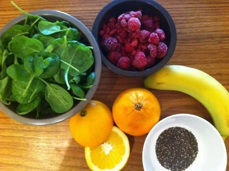 La raw food ou cuisine crue | Jus de légumes & Soupes crues | Scoop.it