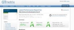 90 % sur GMetrix les doigts dans le nez | Webmarketing & Social Media | Scoop.it