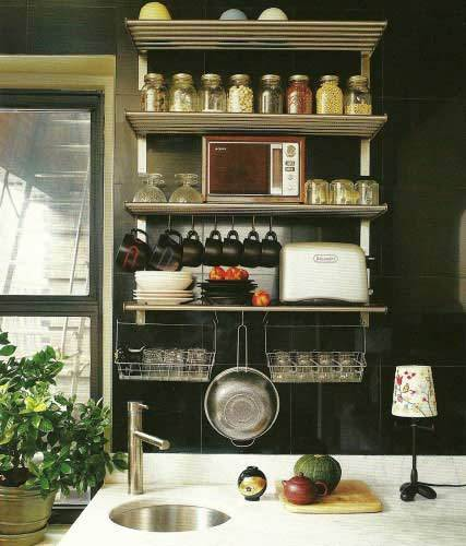 Small Kitchen Design Ideas | Home Decorating Ideas | Scoop.it