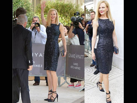 Nicole Kidman Adds Glam To Cannes 2013   CHICS & FASHION   Scoop.it