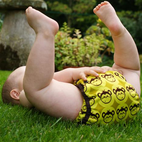 Pannolini lavabili: perchè sceglierli per il nostro bambino | Portami Papà | Scoop.it